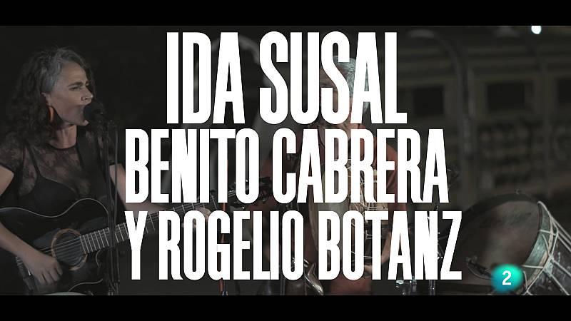 """Un país para escucharlo - Escuchando Canarias - Ida Susal, Benito Cabrera y Rogelio Botanz """"Práctica nº1"""""""