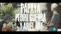 """Un país para escucharlo - Escuchando Canarias - Papaya, Pedro Guerra y Ariel Rot """"¡Ay, mujer!"""