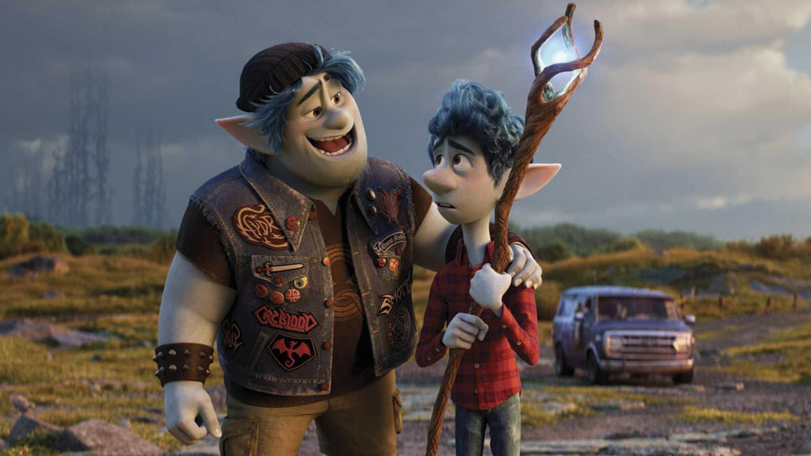La magia y los seres fantásticos llegan a Pixar con 'Onward'