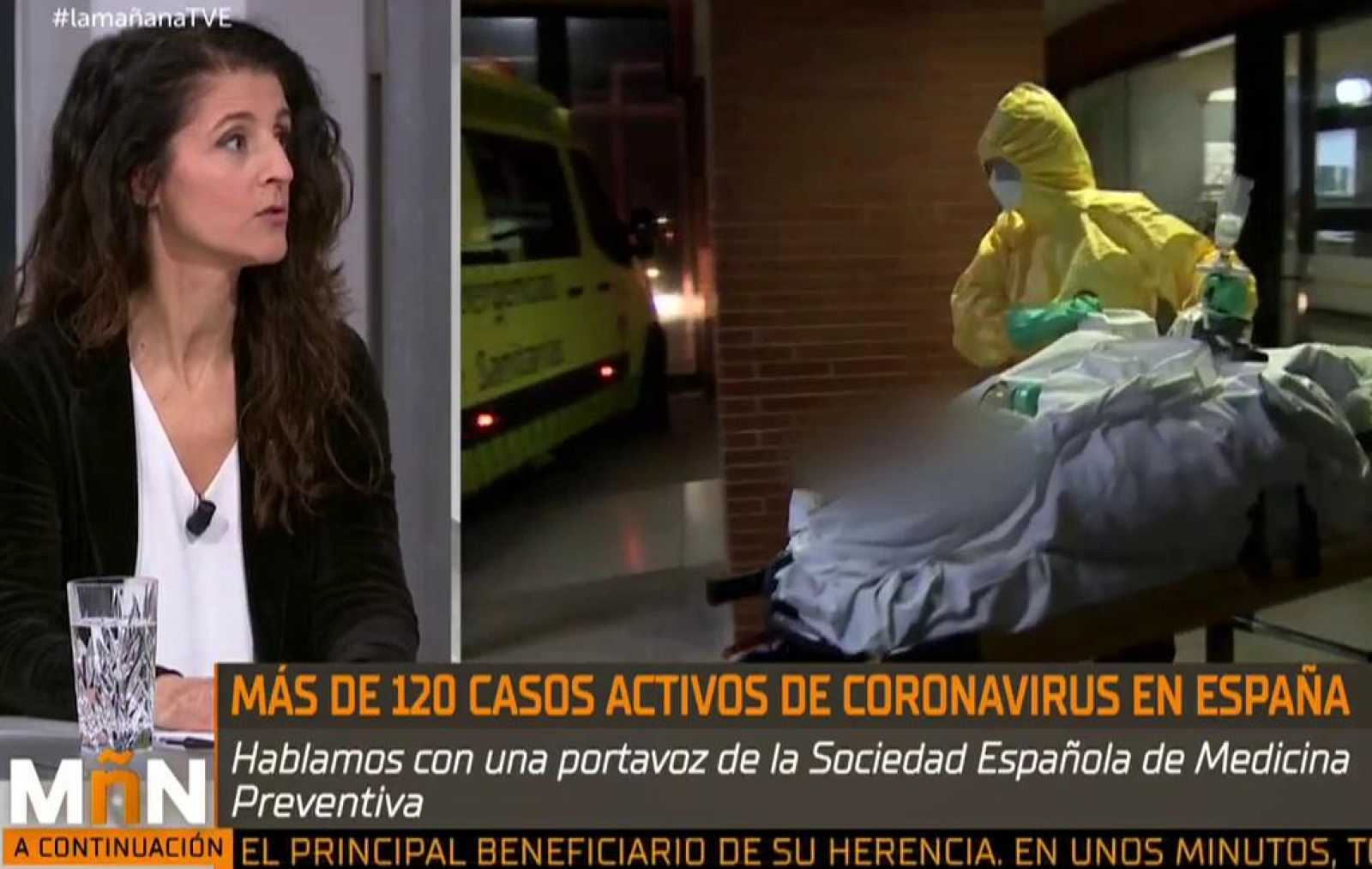 La Mañana - Margarita Mosquera González habla sobre las medidas que tienen que tomar las personas en aislamiento