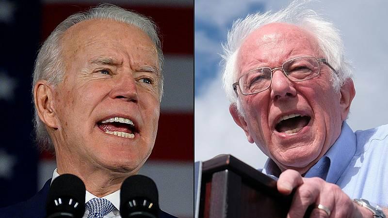 'Supermartes' decisivo: Los candidatos demócratas se juegan la carrera a la Casa Blanca