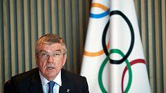 """Thomas Bach: """"Los Juegos Olímpicos siguen adelante"""""""
