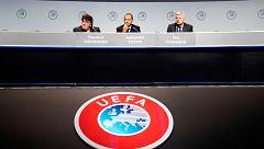 El coronavirus, tema a tratar en el Congreso de la UEFA