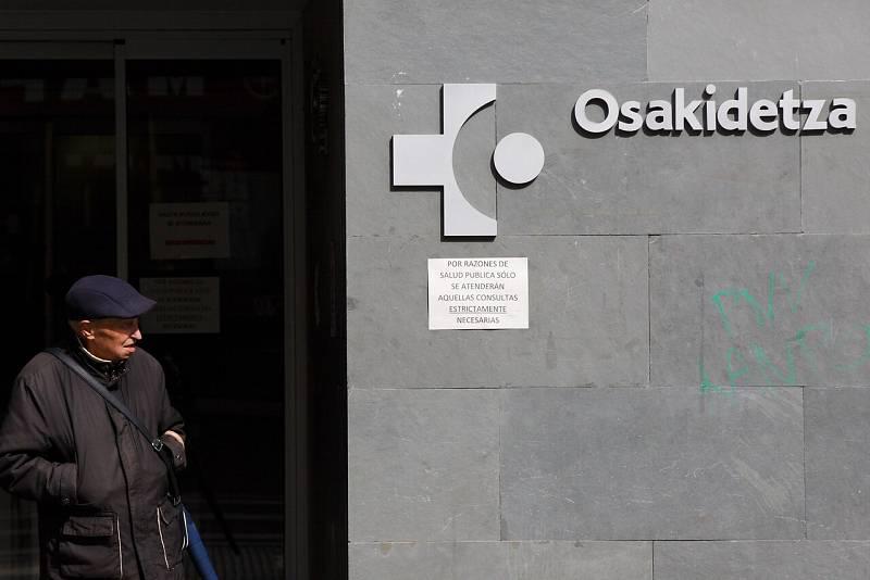 Falta de sanitarios en el País Vasco tras el aislamiento de un centenar por el coronavirus