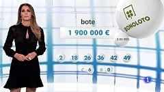 Bonoloto + EuroMillones - 03/03/20