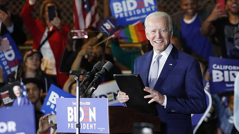 Elecciones EE.UU. - Biden vence a Sanders en el 'supermartes'