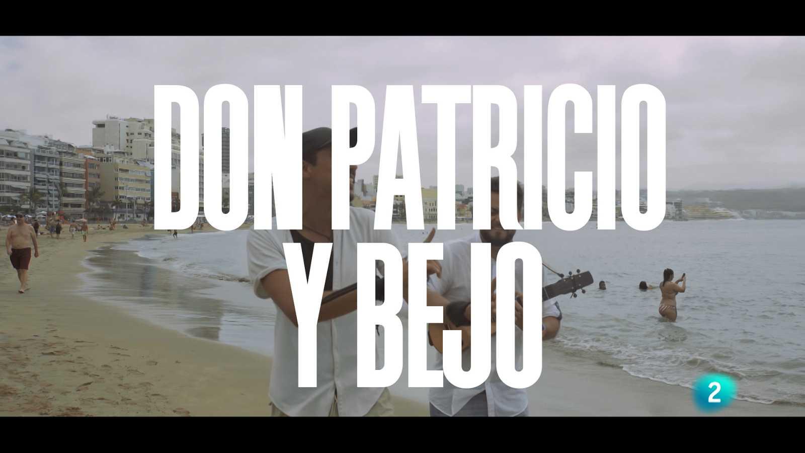 """Un país para escucharlo - EscUn país para escucharlo - Escuchando Canarias - Don Patricio y Bejo """"Esa carita que me llevas"""""""