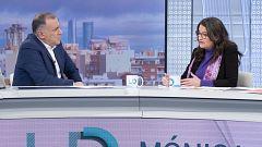 Los desayunos de TVE - Mónica Oltra, vicepresidenta de la Generalitat Valenciana