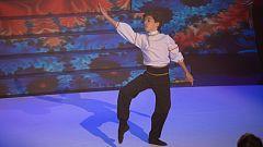 Prodigios 2 - Marcos Marqueta se deja el alma en el escenario