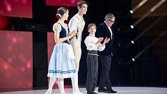 Adriana Puértolas y Lorien Ramo bailarán en la final