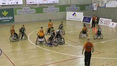 Baloncesto en silla de ruedas - Liga nacional. Resumen - 04/03/20