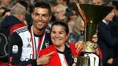 Corazón - Cristiano Ronaldo: ''Mi familia y yo agradecemos al equipo médico que está cuidando de ella''
