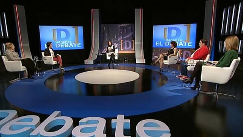 El Debate de La 1 Canarias - 05/03/2020