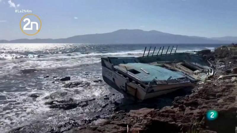 Rabia contra los refugiados en Lesbos