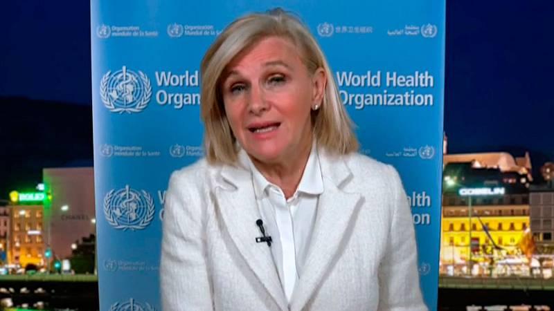 """María Neira (OMS): """"Es posible que pasemos de epidemia a pandemia pero es principalmente una cuestión semántica"""""""