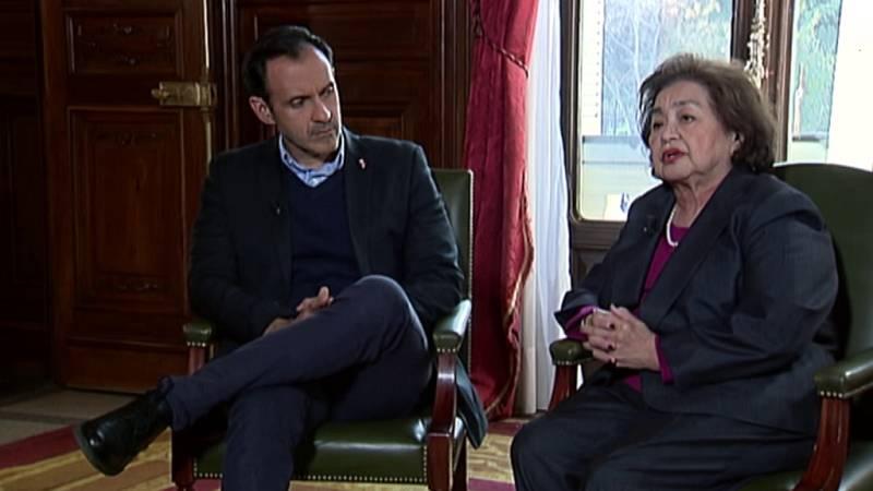 Conversatorios en Casa de América - Nobel de la Paz: Ican con Setsu Thurlow  y Carlos Umaña - ver ahora