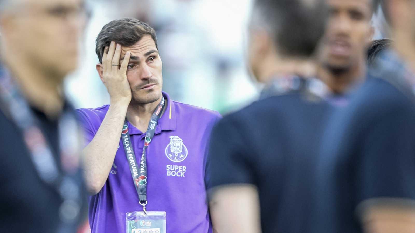 Corazón - Iker Casillas: la fiscalía portuguesa registra su casa