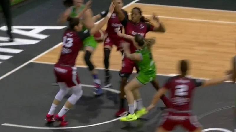 Baloncesto - Copa de la Reina 2020. 1/4 Final: Lointek Gernika - RPK Araski - ver ahora