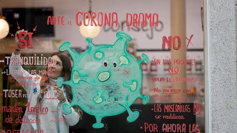 España sigue en la fase de contención del coronavirus