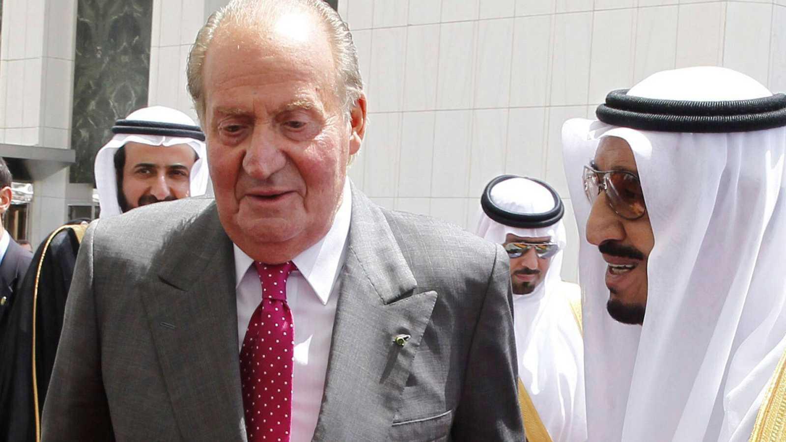 Suiza investiga una presunta comisión al rey Juan Carlos por el AVE a La Meca