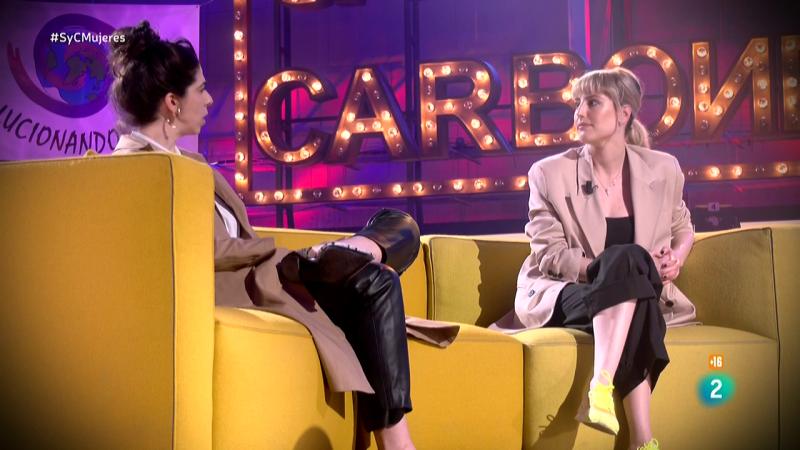 Natalia de Molina y Julia de Castro hablan de sus referentes femeninos