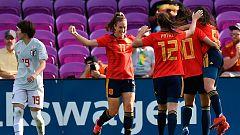 Resumen y goles del España 3-1 Japon