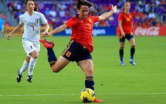 Fútbol - Torneo amistoso Femenino 'Shebelieves CUP 2020': España - Japón