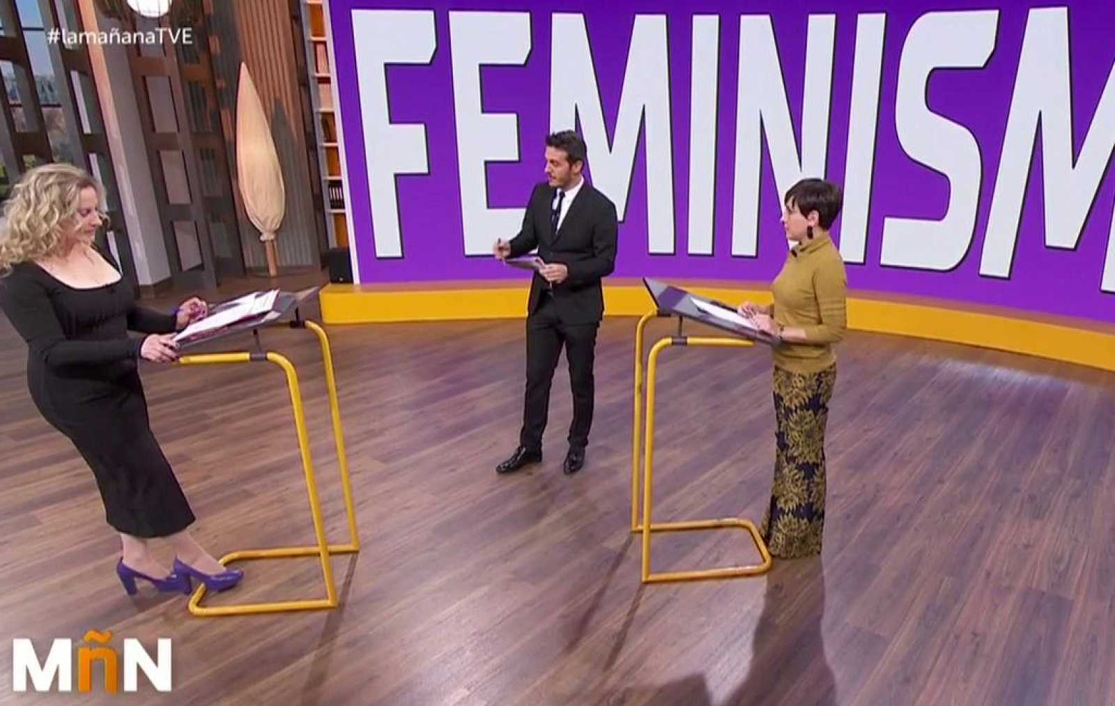 La Mañana - La libertad sexual a 2 días del 8M: feminismo dividido