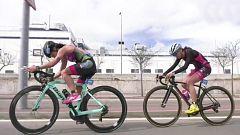 Triatlón - Campeonato de España Duatlón Relevos Mixtos. Alcobendas