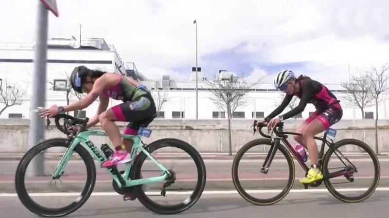 Triatlón - Campeonato de España Duatlón Relevos Mixtos. Alcobendas - ver ahora