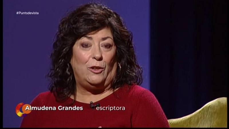 Entrevista a Almudena Grandes