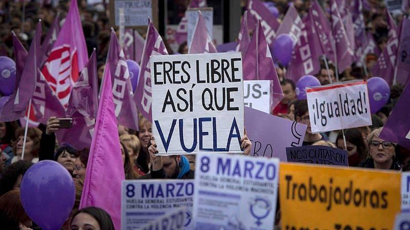 Las organizaciones feministas se preparan para el 8M