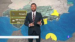 El Tiempo en Andalucía - 06/03/2020