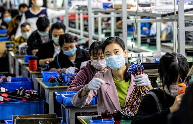 Las empresas previenen el coronavirus entre sus empleados