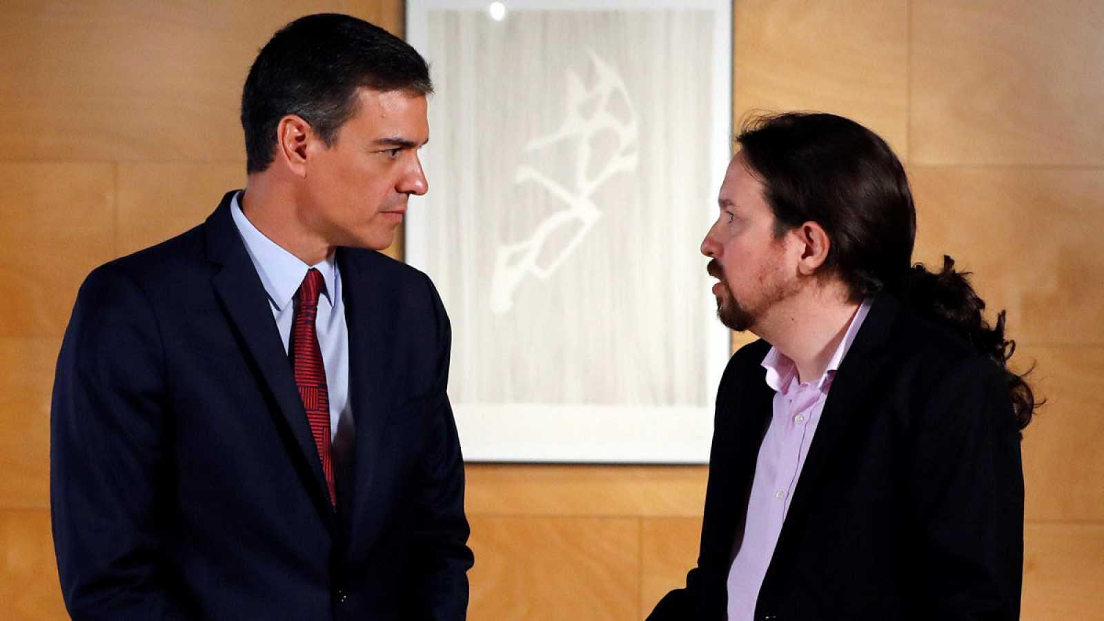 Los desencuentros entre Podemos y PSOE obligan a convocar la segunda Comisión de Seguimiento del Gobierno de coalición