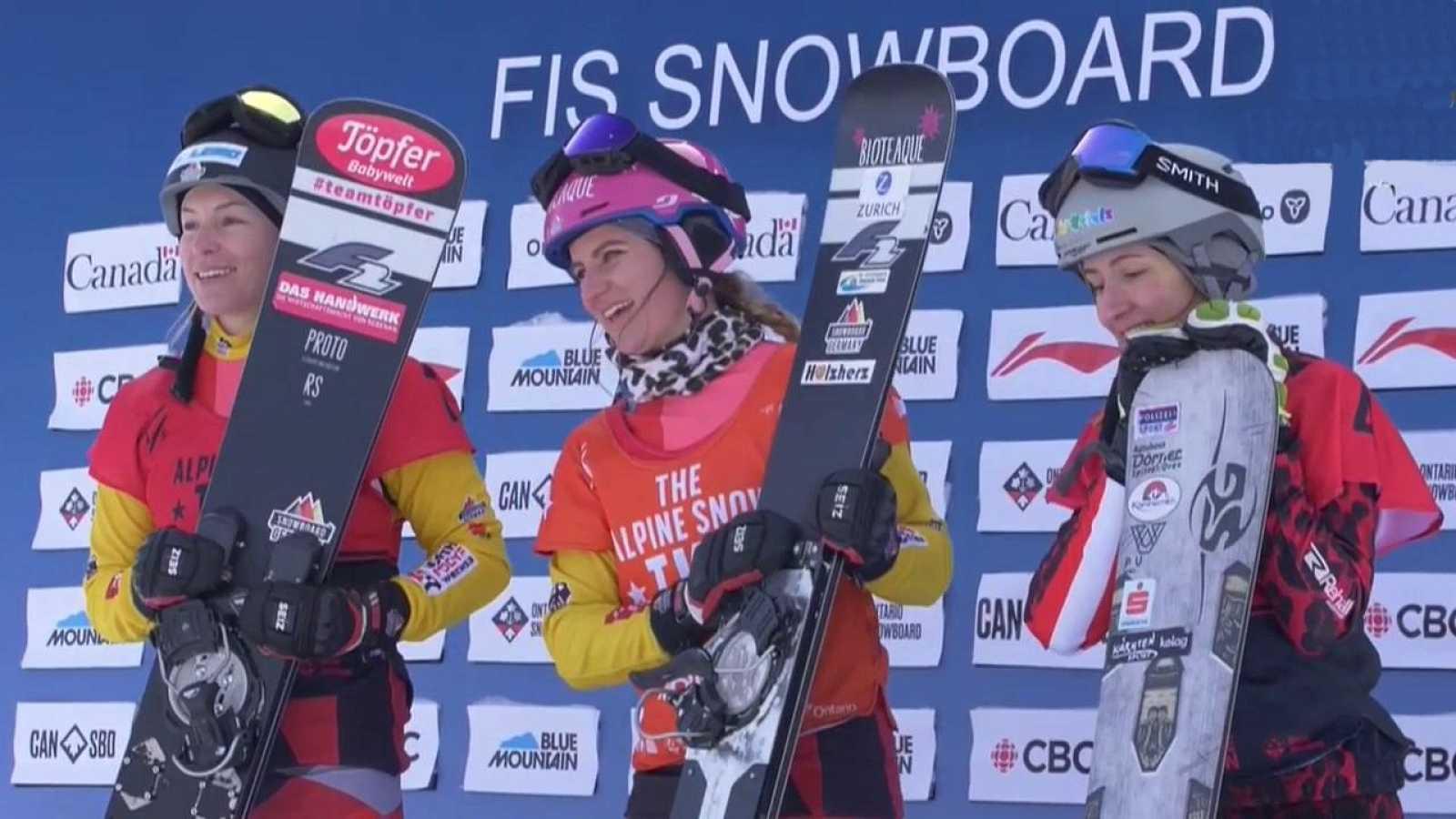 Snowboard - FIS Snowboard. Copa del Mundo. Magazine - Programa 11 - ver ahora