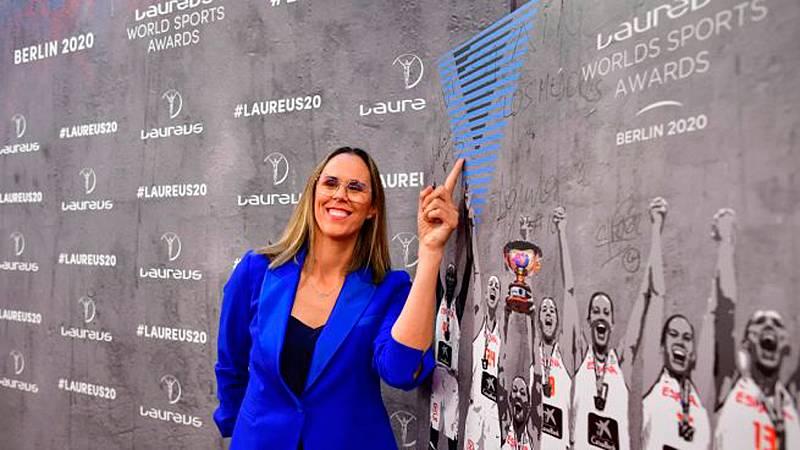 """Amaya Valdemoro: """"El baloncesto es baloncesto"""""""