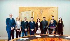 PSOE y Podemos reúnen a la comisión de seguimiento para limar asperezas tras los últimos desencuentros