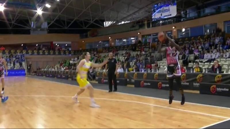 Baloncesto - Copa de la Reina 2020. 1/4 Final: Spar Citylift Girona - Cadí La Seu - ver ahora