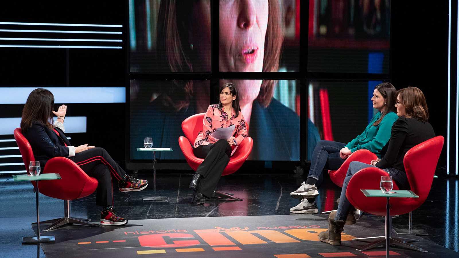 Historia de nuestro cine - Coloquio: Directoras - ver ahora
