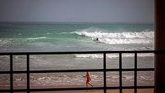 Temperaturas diurnas en ascenso y fuerte viento en noreste y Baleares