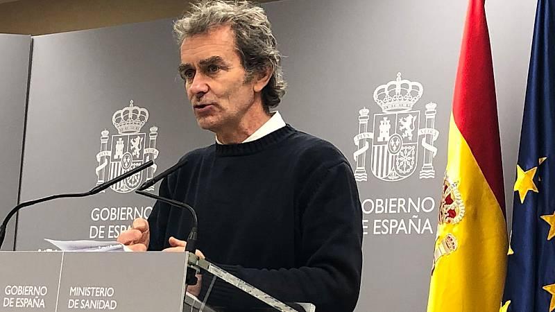 Sanidad informa de 441 casos con coronavirus activos en España y 30 recuperados