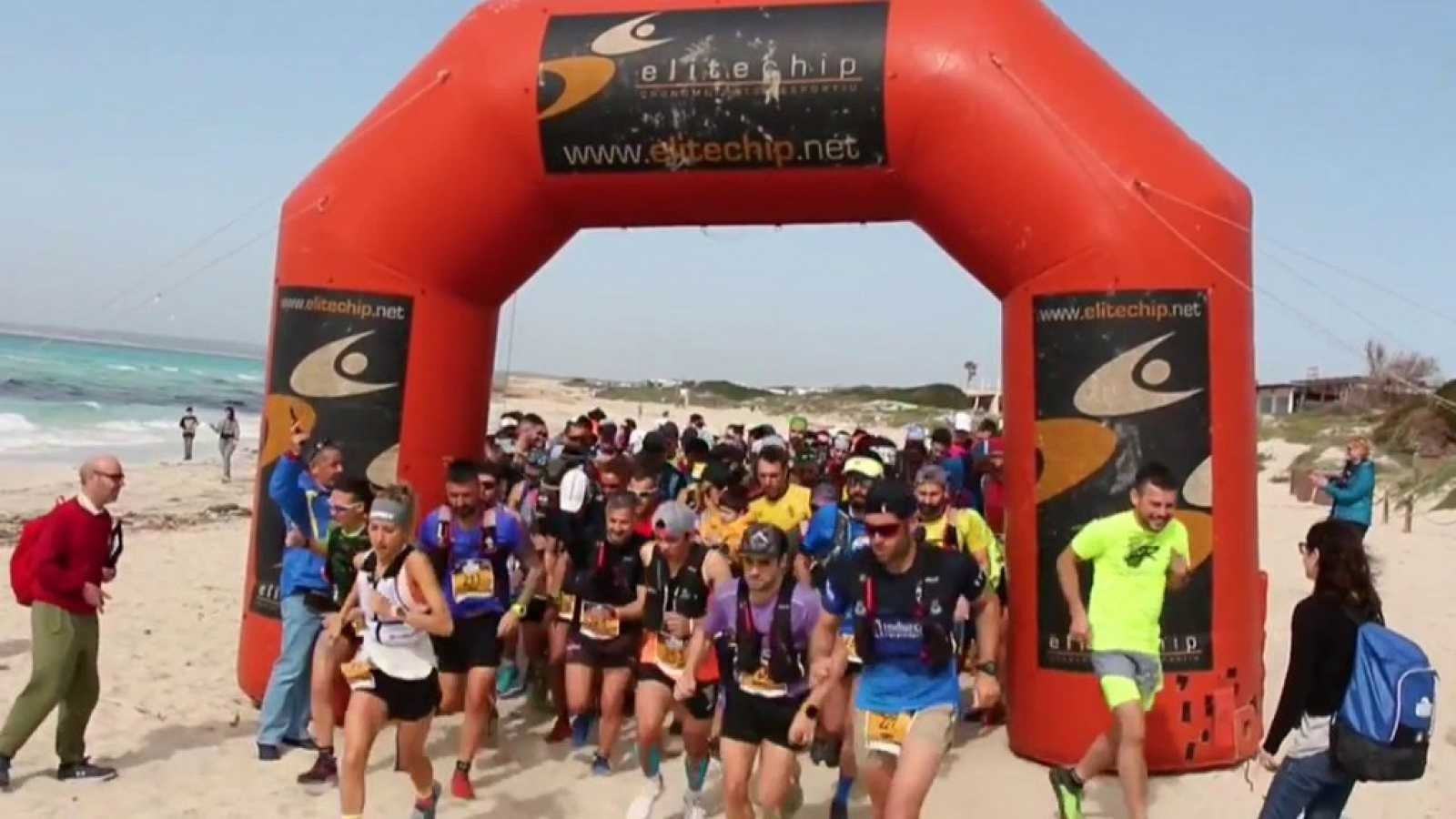 Carrera de montaña - Trail Formentera All Round 2020 - ver ahora