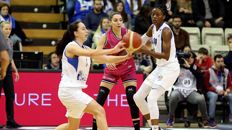 Baloncesto - Copa de la Reina 2020. 1ª Semifinal: RPK Araski - Perfumerías Avenida - ver ahora