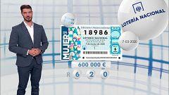 Lotería Nacional - 07/03/20