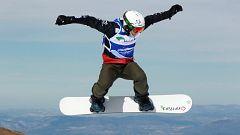 Snowboard - Copa del mundo 2019/2020 Finales Snowboard Cross. Prueba Sierra Nevada