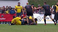 Rugby - Campeonato de Europa Masculino: Bélgica - España