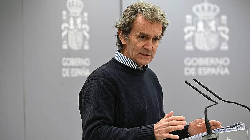 """Simón: """"Las medidas que ha tomado Italia reducen drásticamente el riesgo de transmisión comunitaria masiva"""" del coronavirus"""