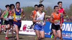 Cross - Campeonato de España. Carrera Sub-20 Masculina