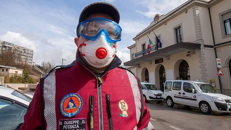 Italia decreta aislar a 16 millones de personas en el norte del país